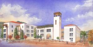 SDSU Engineering Building